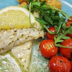 Fish Almonde